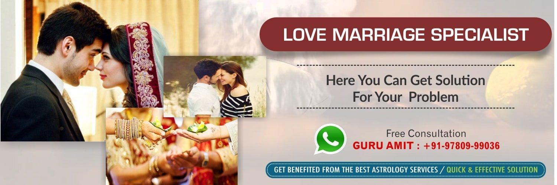 love marriage astrologer